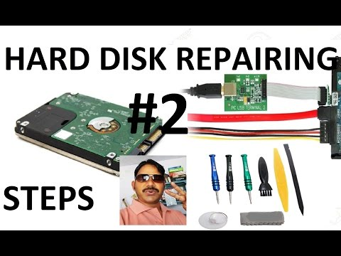 How To Repair Hard Disk Hiding Bad Sectors Tips And Tricks