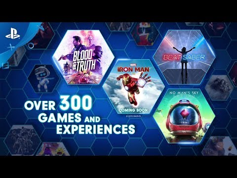 PlayStation VR | Live the Game - Gaming Gods