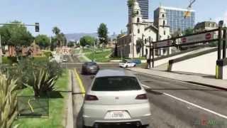 GTA V PS3 Gameplay / Walkthrough / Playthrough / 1080P Part 18 - Friend Request