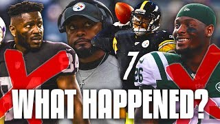 How the Pittsburgh Steelers DESTROYED a Possible GOAT Dynasty... WHAT HAPPENED???