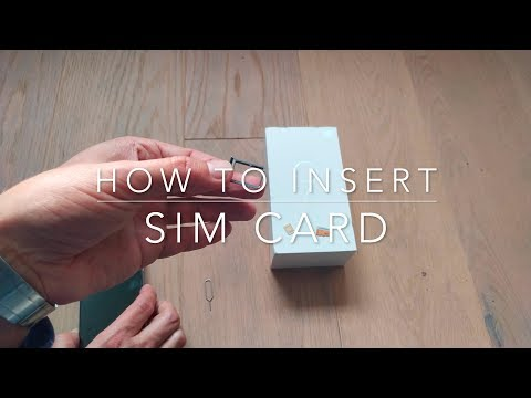 How To Insert SIM And MicroSD Card - Xiaomi Mi9 Se