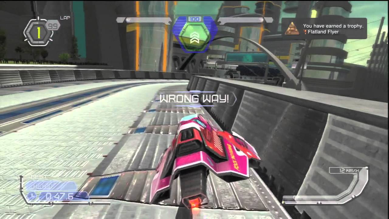 WipEout HD Trophy Guide & Road Map - PlaystationTrophies org