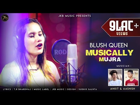 Latest Phari Video 2020  Blush Queen Musically Mujra By Rohini Dogra  Aashish  Ankit