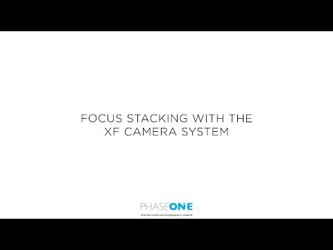 Support - Focus stacking with the XF camera system | Phase One