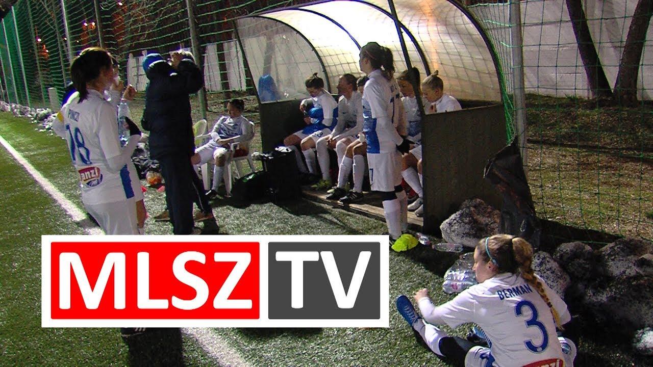 Újpest FC - MTK Hungária FC | 0-5 | JET-SOL Liga | 14. forduló | MLSZTV