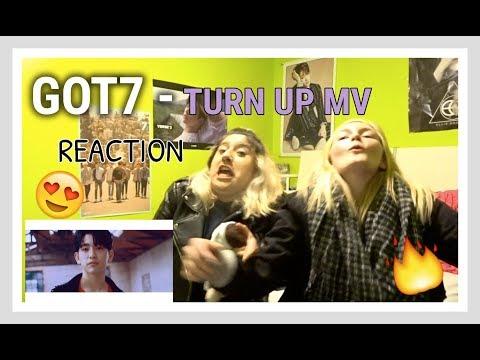 GOT7 - TURN UP MV REACTION 🔥