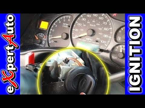 Ignition Fix EASY GMC Sierra or Chevy Silverado