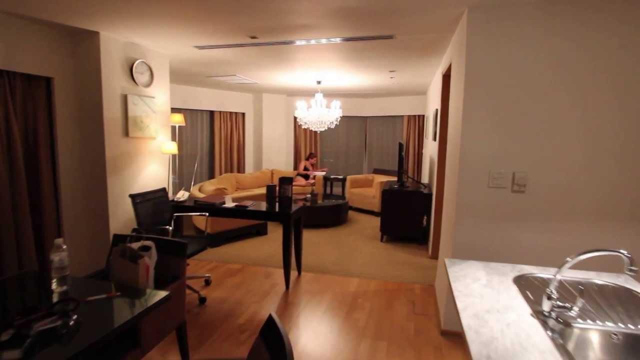 Lebua State Tower Bangkok 2 Bedroom Executive Suite Youtube