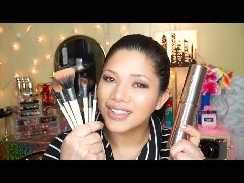 Cheap Makeup Brush Set (ECO TOOLS) Testing!!!