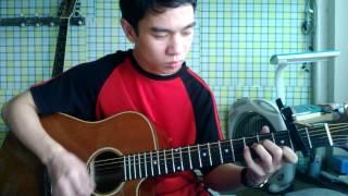 Ánh Trăng Tan - Guitar Covered by Kai