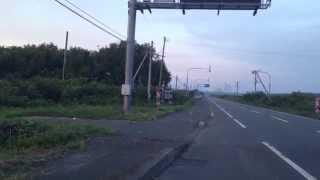 JR羽幌線 啓明仮乗降場跡