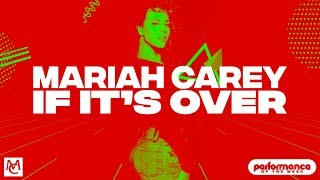 Mariah Carey - If It's Over (GRAMMYs 1992) (Performance Of The Week)