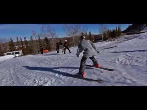 COP Early Season Skiing