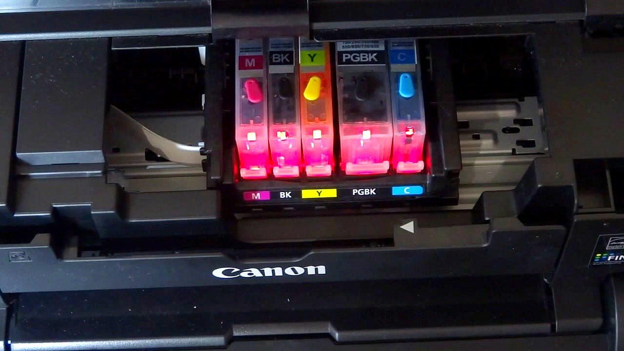 Головка принтера canon своими руками