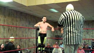 Repeat youtube video Cole James vs. Tony G