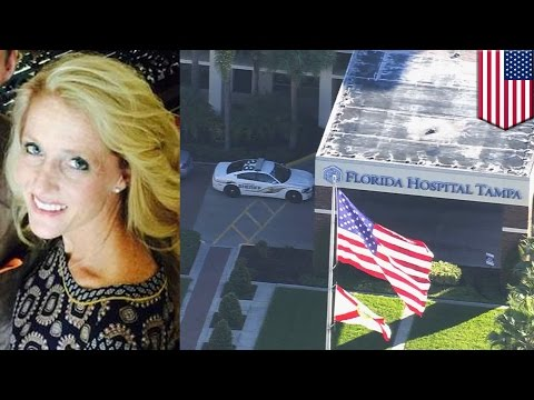 Murder-suicide shooting at Florida Hospital in Tampa leaves two dead - TomoNews