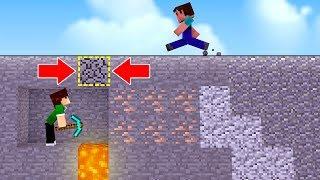 NUNCA QUEBRE ESSE BLOCO ?! - Minecraft (BedWars)