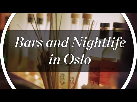 Discover Oslo's vibrant bar scene
