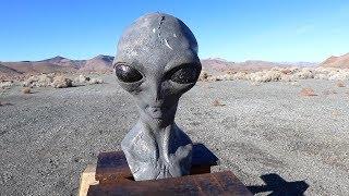 Alien invasion 👽