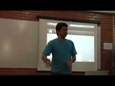 Image from Desenvolvimento Python com Meego