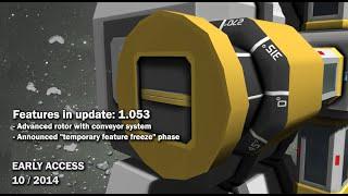 Space Engineers - Advanced rotor block, Sound modding