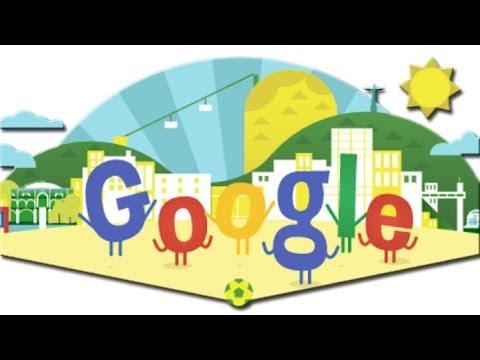 World Cup 2014 Google Goodle (Brazil) [HD]