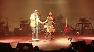 Michael Pangilinan in Concert The Best Performance with  Baninay Bautista