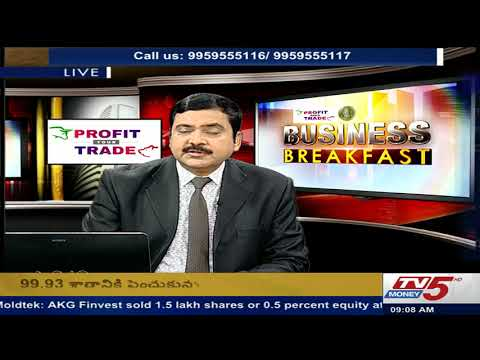 18th April 2018 TV5 Money Business Breakfast