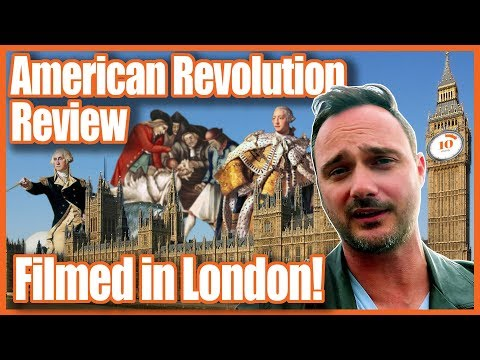 Ultimate American Revolution Review (Ace Your Test in 10ish Minutes!)