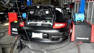 porsche 997 turbo behe performance custom ecu tuning