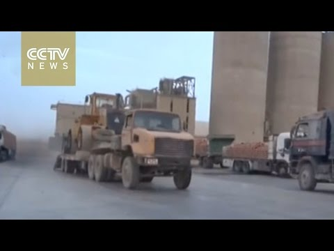 ISIL claims to release 300 kidnapped Syrian cement workers