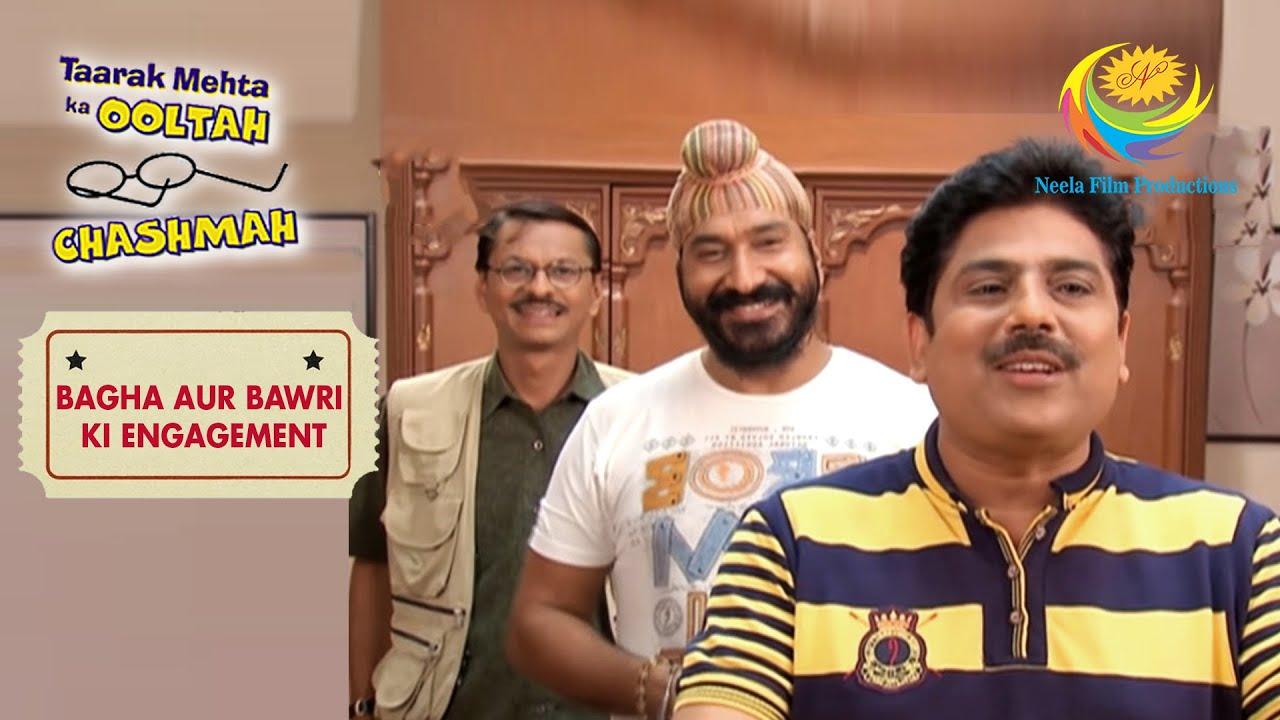 Gokuldham Decides To Help Jetha | Taarak Mehta Ka Ooltah Chashmah | Bagha Aur Bawri Ki Engagement