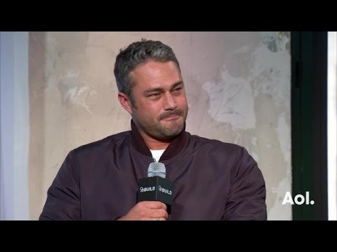Taylor Kinney and Scott Caan Talk Filming with Bill Murray | AOL BUILD