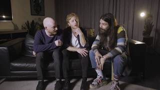 Biffy Clyro - MTV Unplugged Q&A (Pt 1)