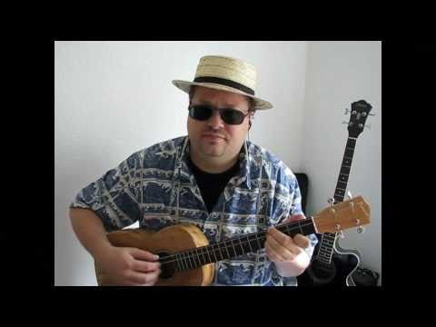 Everybody's Talking (Fred Neil - Also Recorded by The Beautiful South) - Baritone Ukulele Cover mp3