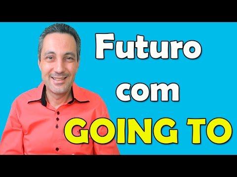 A Lógica do Inglês #30 - Futuro com GOING TO (gonna) - inglês online