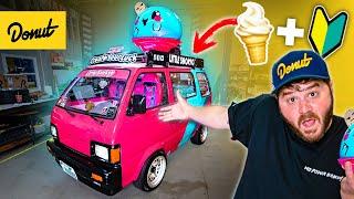 Ultra JDM Anime Kei Van | Bumper 2 Bumper