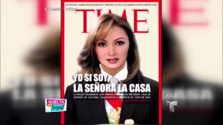 Reacciones del mundo artístico a las declaraciones de Angélica Rivera