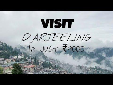 VISIT DARJEELING IN JUST Rs9000 FOR 4 DAYS