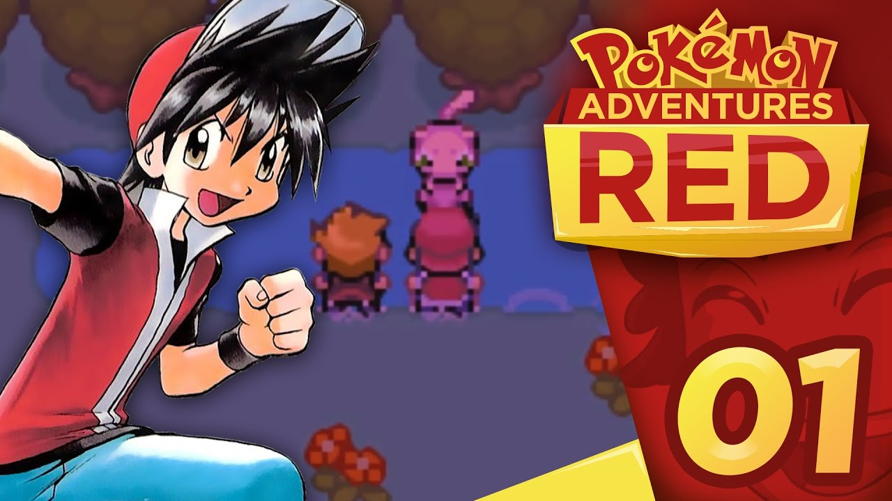 Pokemon adventure red chapter download, informations & media.