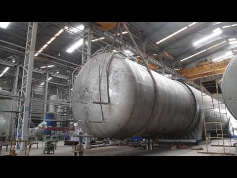 LNG Fuel Gas Tanks