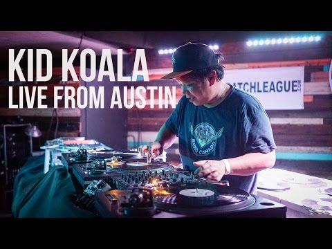 Kid Koala Live in Austin Tx