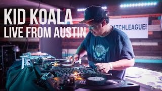 Kid Koala Live in Austin Tx