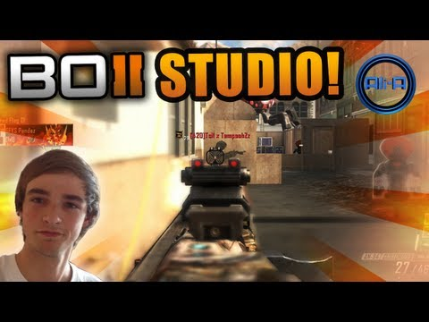 """FIRING RANGE!"" - STUDIO Gameplay LIVE w/ Ali-A! - (Call of Duty: Black Ops 2 Uprising DLC)"
