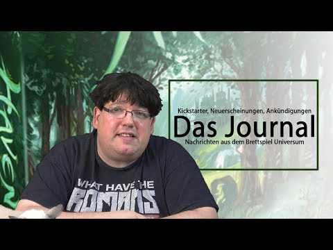 Journal  2.11.2018 News rund um Brettspiele