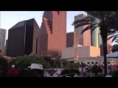 Houston City Tour, Travel Video guide