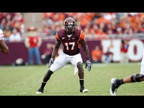 Top Ten - Hardest Hitters in Virginia Tech Football History