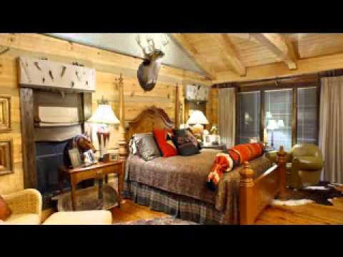 Great Hunting Bedroom Ideas