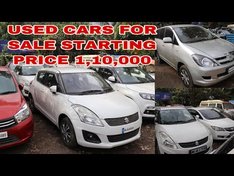 SECOND HAND CARS STARTING ₹1,10,000 || DIWALI DHAMAKA SALES || DOMBIVLI | Fahad Munshi
