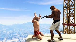 GTA 5 Brutal Kill Compilation (GTA V Franklin Win Funny Moments Fail Thug life)